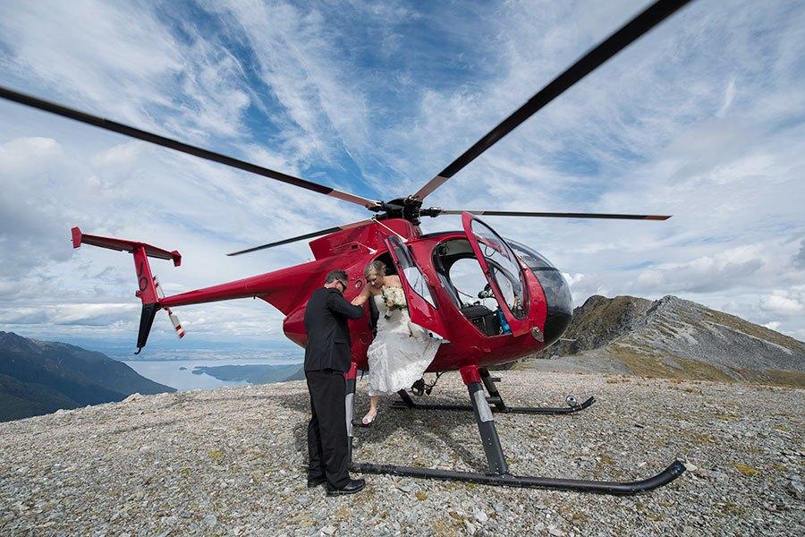 Fiordland-Helicopters-Hamish-Lisa-Wedding-1