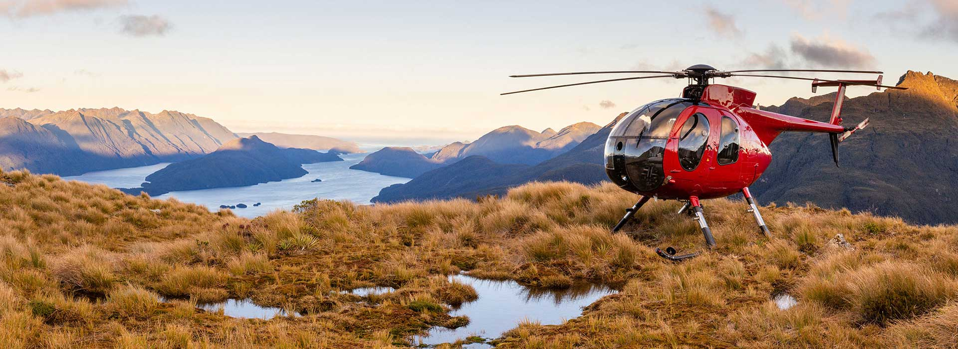 Fiordland Helicopter Charters