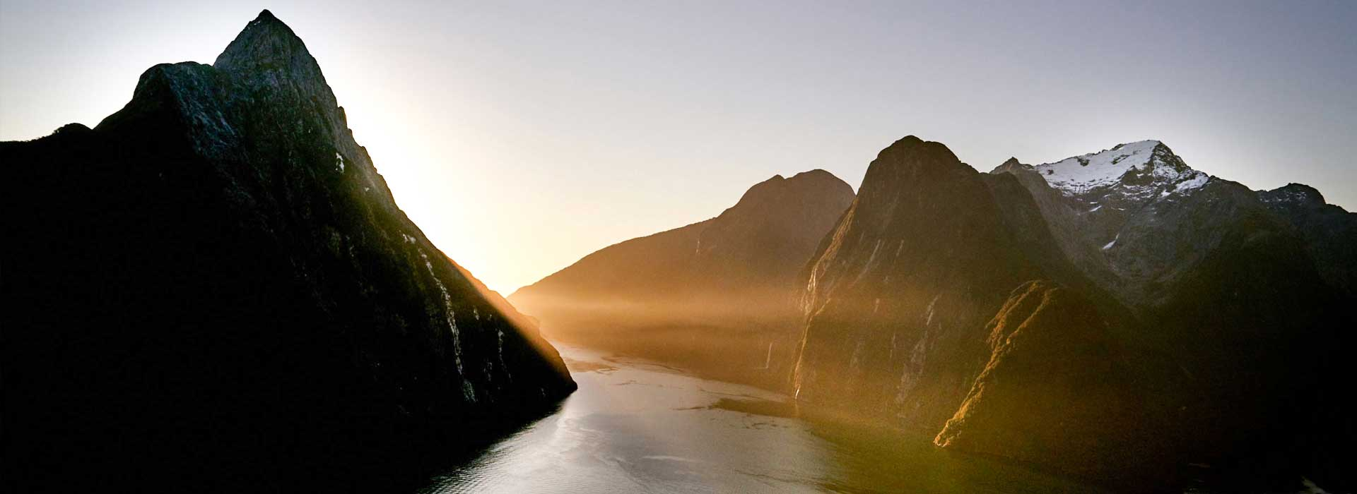 The Milford Sound Heli Experience