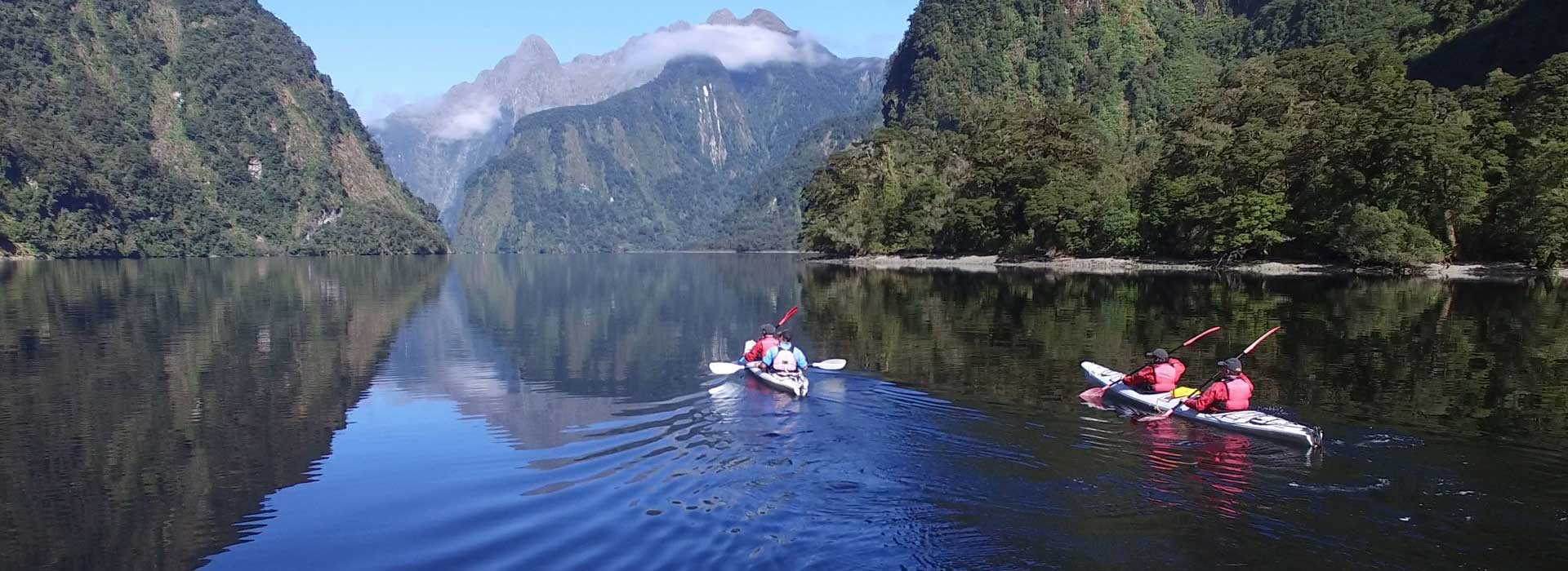 Doubtful Sound Heli / Kayak Exclusive