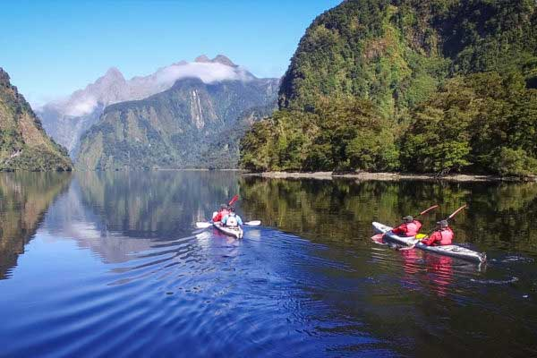 Doubtful Sound Heli / Kayak