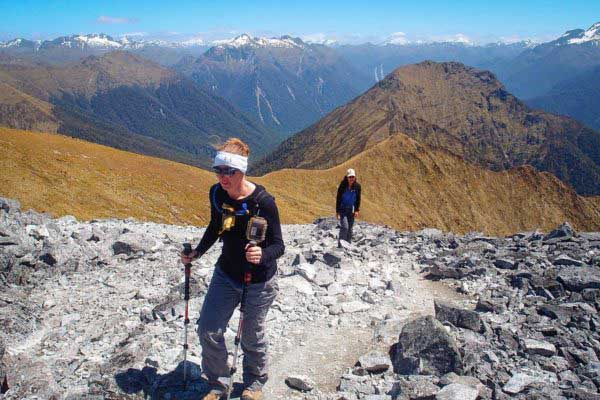 Kepler Track Guided Heli-Hike Experience
