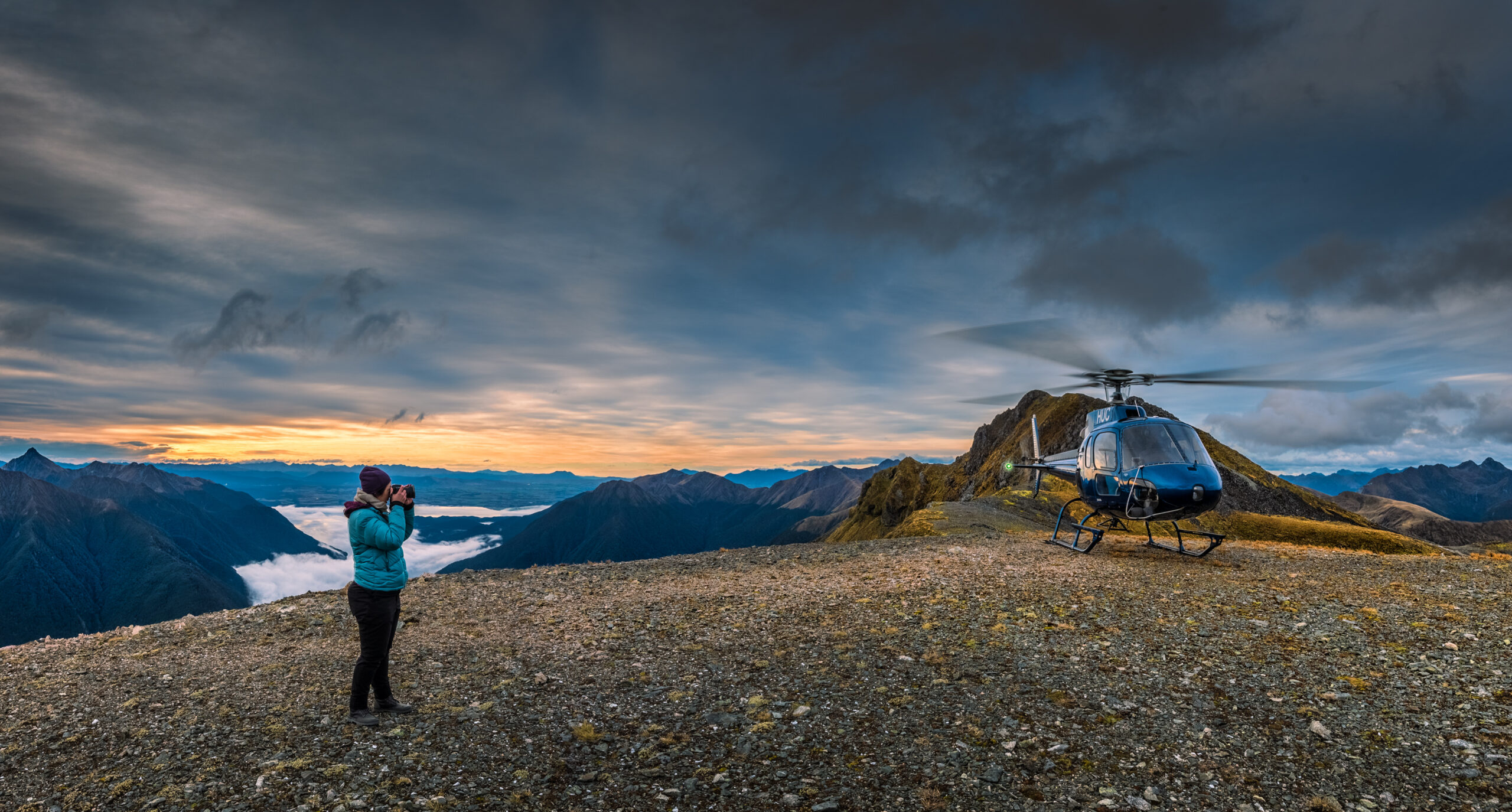 The Kepler Mountains Heli Experience